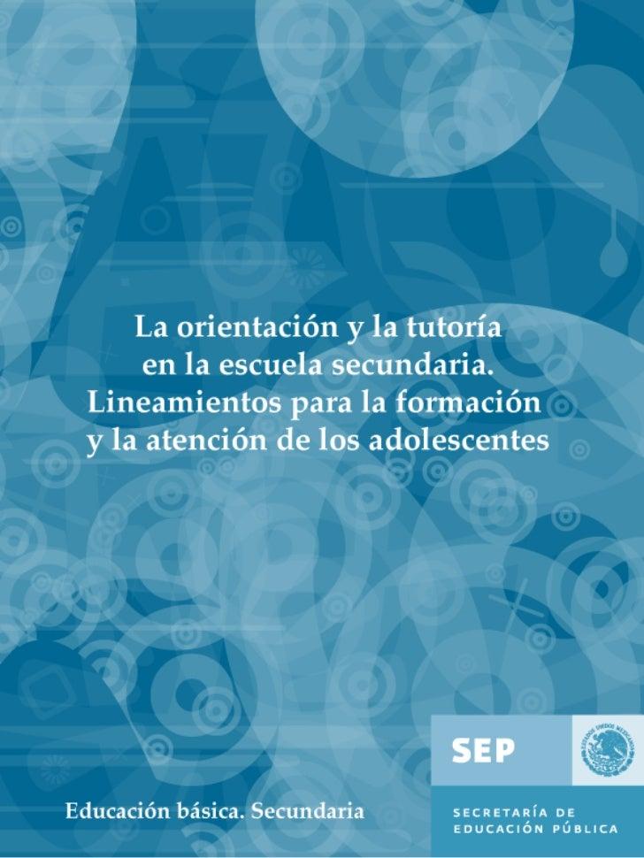 4.  Orientacion Tutoria  Lineamientos[1]