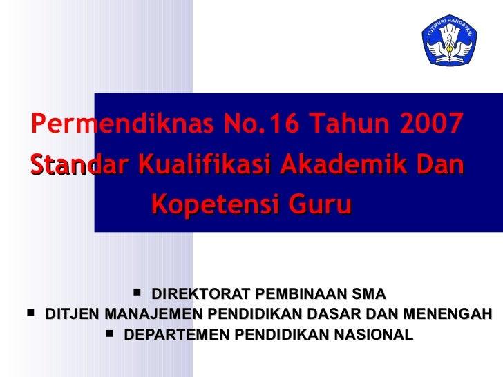 4.permendiknas 16 tahun 2007,18022008 (komp guru)