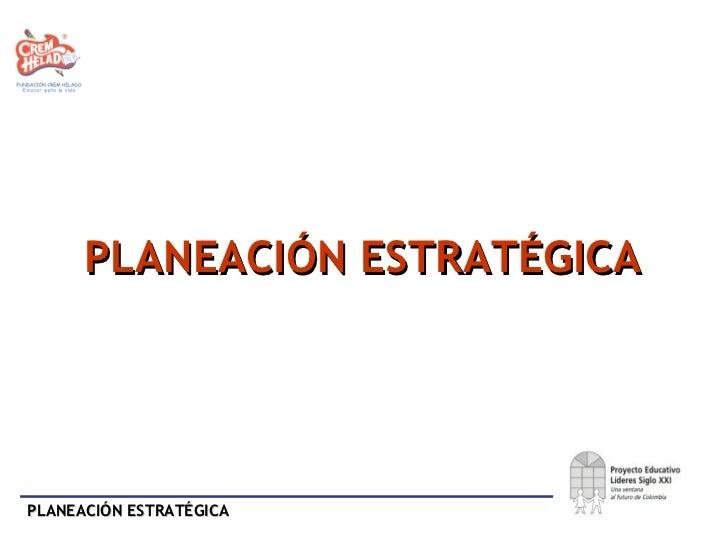 4  plan estratégico