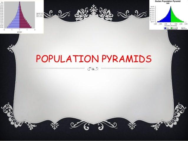 4   population pyramids