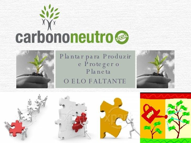 Carbono Neutro Social