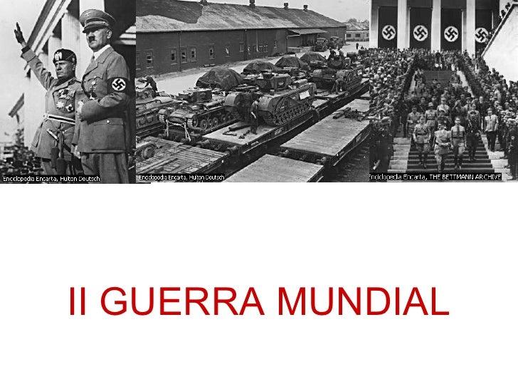4. segunda guerra mundial