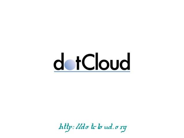 http: //do tclo ud.o rg