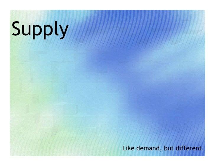 4 Supply