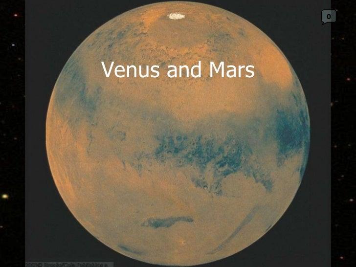 Venus and Mars 0