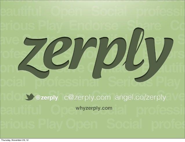 4   zerply