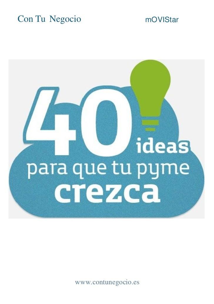 Con Tu Negocio                    mOVIStar            www.contunegocio.es