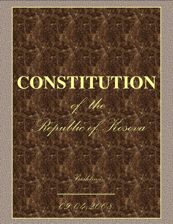 Constitution-of-the-republic-of-kosova-kushtetuta-e-republikes-se-kosoves-english