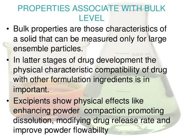 Characteristic Properties of Solids Characteristics of a Solid