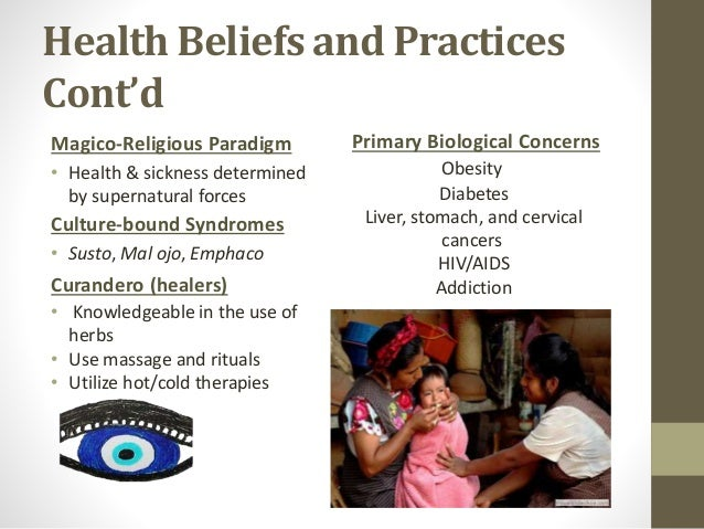 religious beliefs vs medical effectiveness May have little formal training in the area of religion and spirituality  spiritual or  religious views  away from effective medical treatment (post et al, 2000.