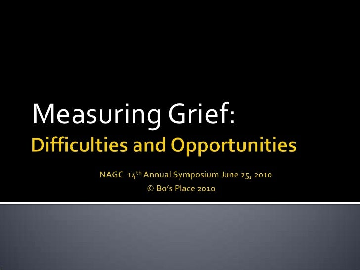 Difficulties and OpportunitiesNAGC  14th Annual Symposium June 25, 2010                                                   ...