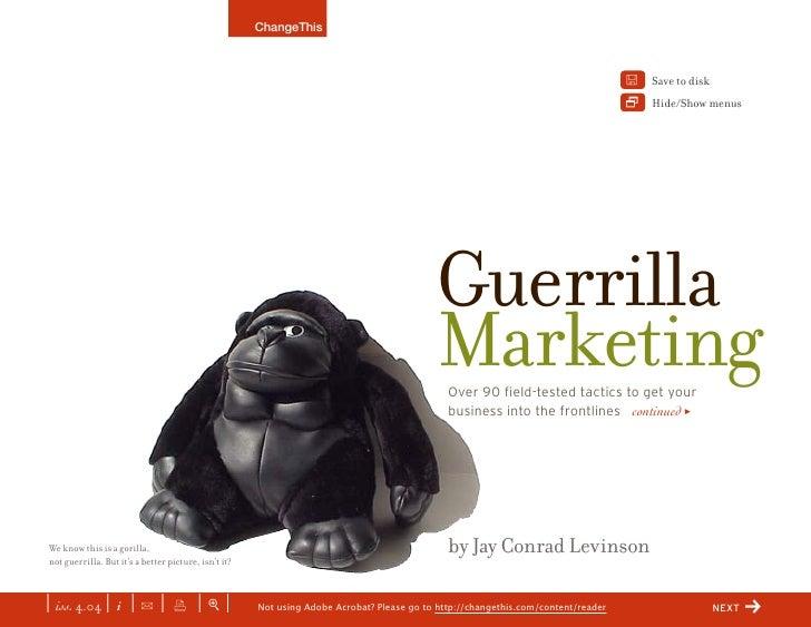 4.04.Guerrilla Marketing