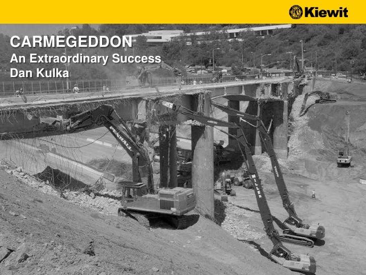 CARMEGEDDON:An Extraordinary Success - Dan Kulka