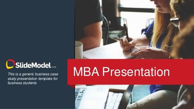 case study topics for mba