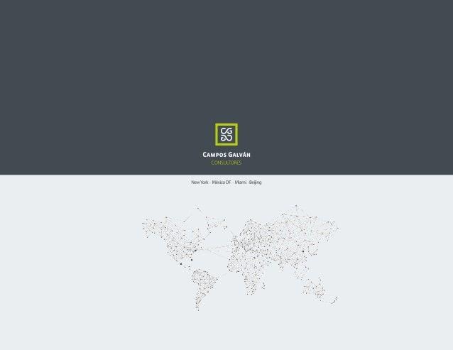 Nuestro ámbito de actuación es: México, Estados Unidos y China, a través de nuestro equipo ubicado en nuestras oficinas de...
