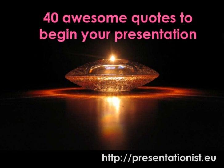 slideshow topics dating quotes