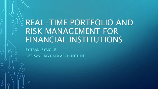 risk management and financial institutions pdf
