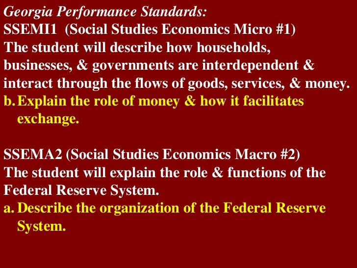 Intro to the FED