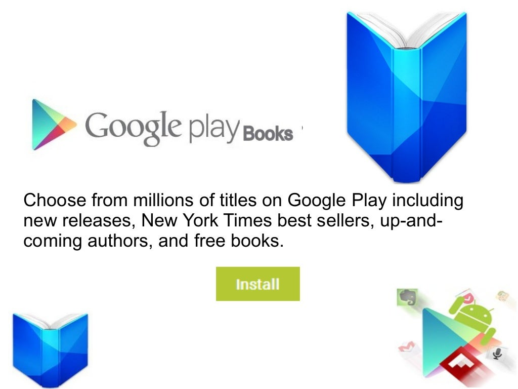 how to share a book on google play
