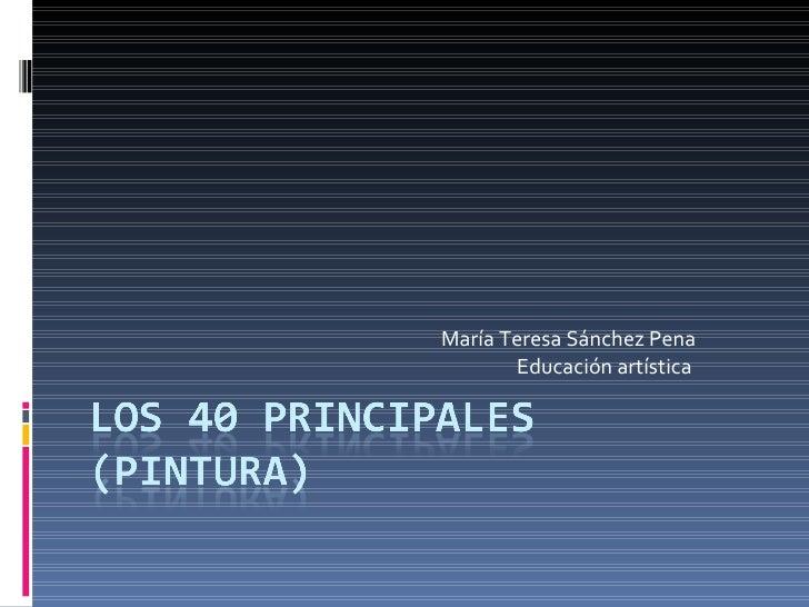 40 Principales 2003