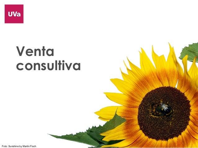 Venta consultiva Ed 2014