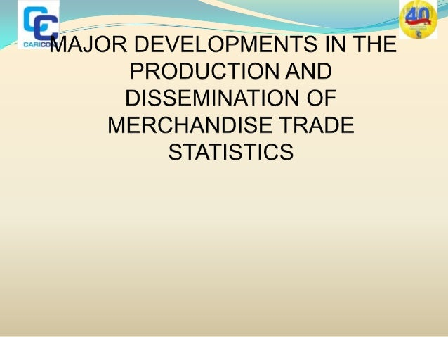 2 Inter-American Development Bank (IDB) CARICOM  PROGRAM TO ENHANCE DISSEMINATION OF TRADE DATA IN CARICOM: STRENGTHENING...