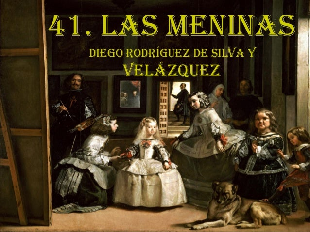 an analysis of las meninas by diego velzquez Diego velazquez is described as the greatest artist of the spanish golden age  the painting las meninas is currently residing in the prado museum in madrid   to have a look at the deeper meaning behind las meninas, this magnificent.