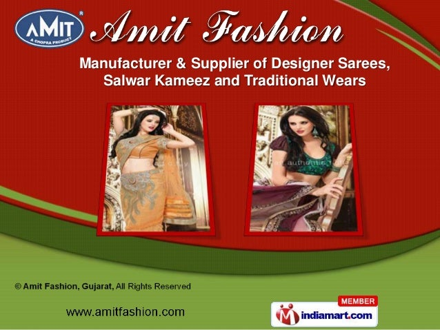 Amit Fashion Gujarat India
