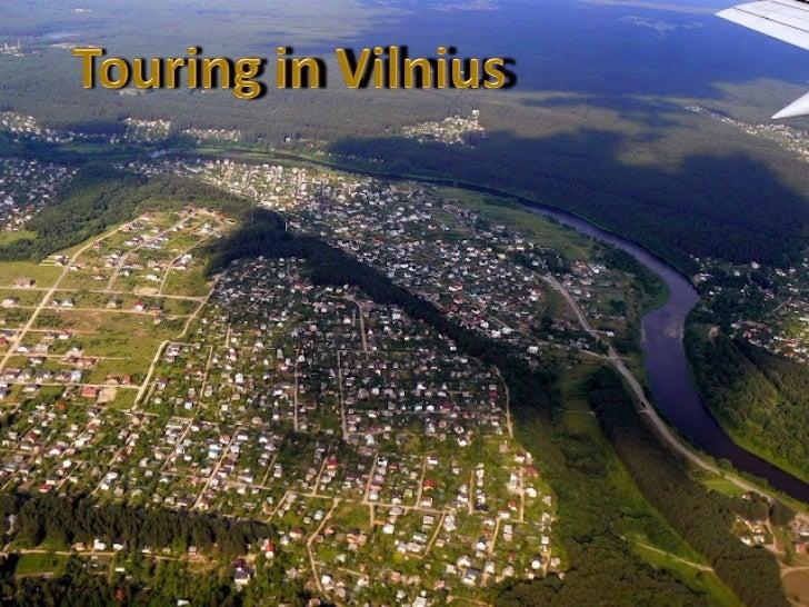 411- Touring in vilnius
