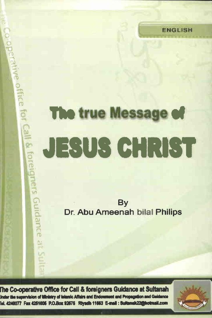 "ENGLISH                               ""                 JESUS CHRIST                                      By              ..."
