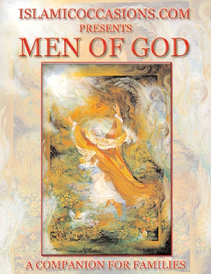 MEN OF GOD: A Companion for families