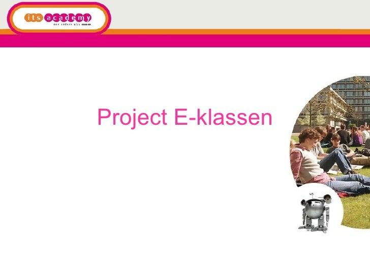 412 Uitdagend En Online Les Volgen In E Klassen, Joost Termeer