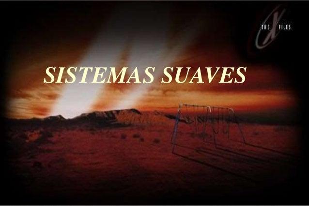 SISTEMAS SUAVES
