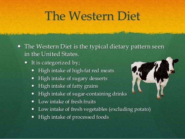 western diet