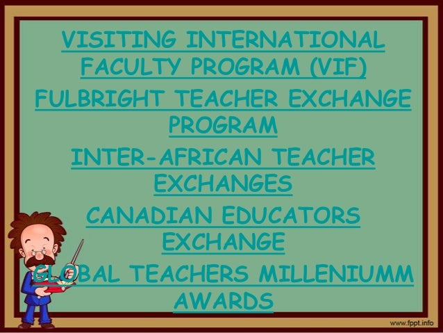 """fulbright teacher exchange essay He continues to pursue linguistic exchange as a fulbright english teaching   with the help of fellow teachers and students,"""" he wrote in his application essay."""
