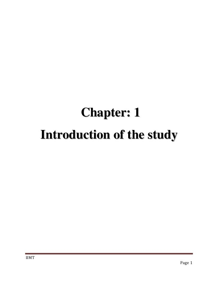 Chapter: 1<br />Introduction of the study<br />Introduction of the study<br />INVESTMENTS<br />The Meaning of Investment<b...