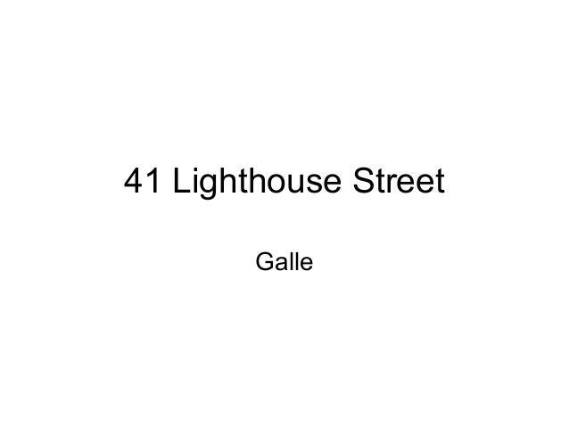 41 Lighthouse Street Galle