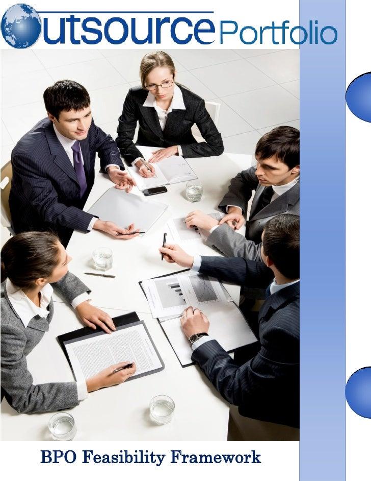 BPO Feasibility Framework