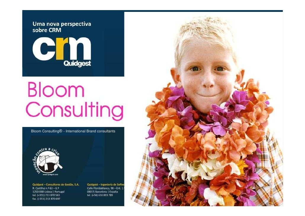 Bloom Consulting® - International Brand consultants