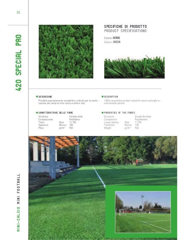 30  420 SPECIAL PRO  SPECIFICHE DI PRODOTTO PRODUCT SPECIFICATIONS Colore: Verde Colour: Green  Description 100% competiti...