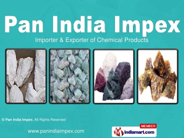 Carbides Pan India Impex Kolkata