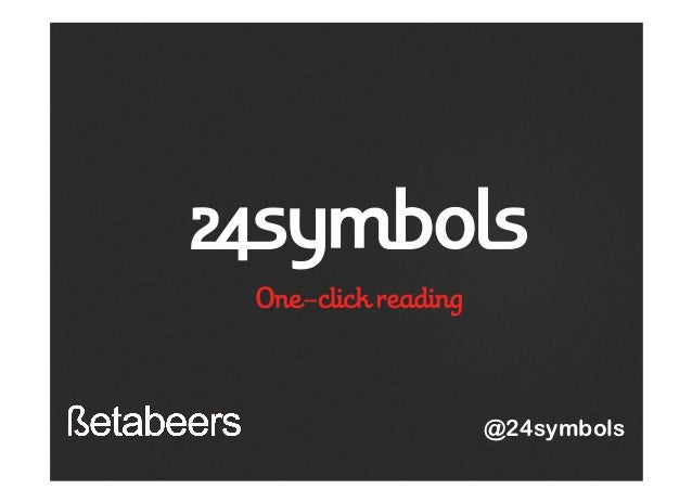 @24symbols