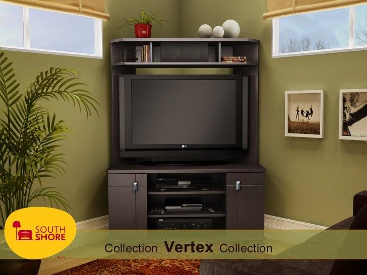 South Shore Furniture VERTEX Meubles South Shore