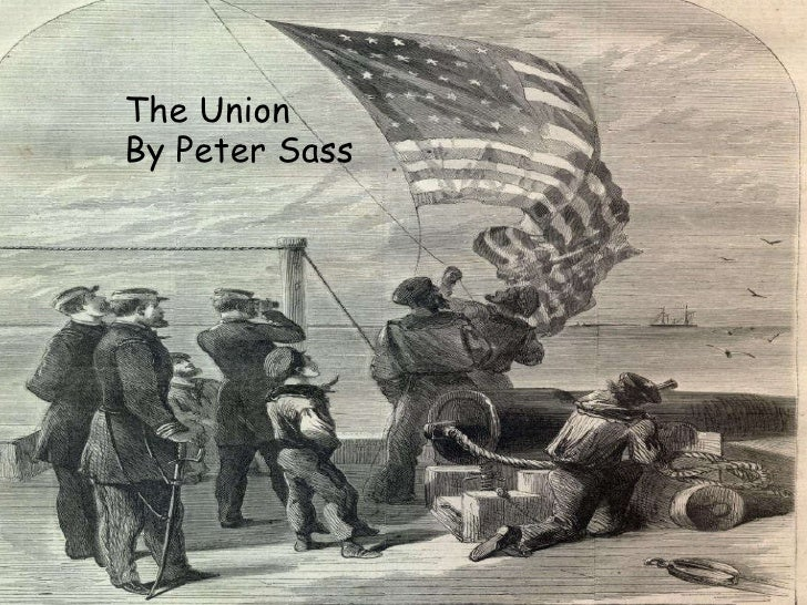 The Union  By Peter Sass