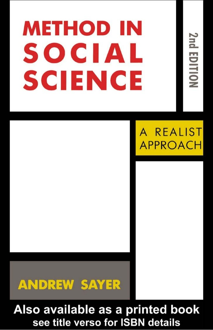 andrew.sayer(1992)method.in.social.science a.realist.approach.2ed.ed