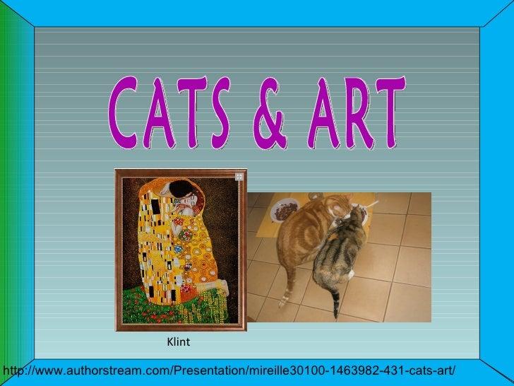431 cats & art