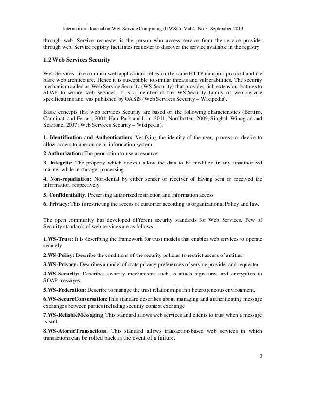 Service management literature review
