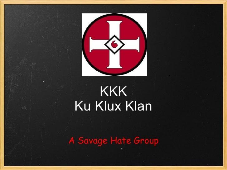 KKKKu Klux Klan
