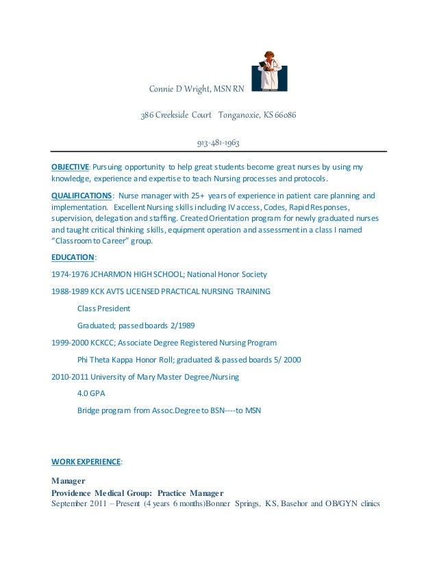 Msn resume help