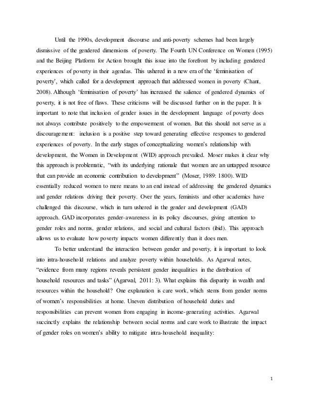 Gp essay on poverty